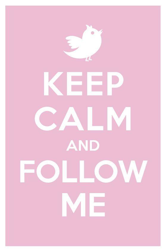 Siganme y los seguire !! ;)