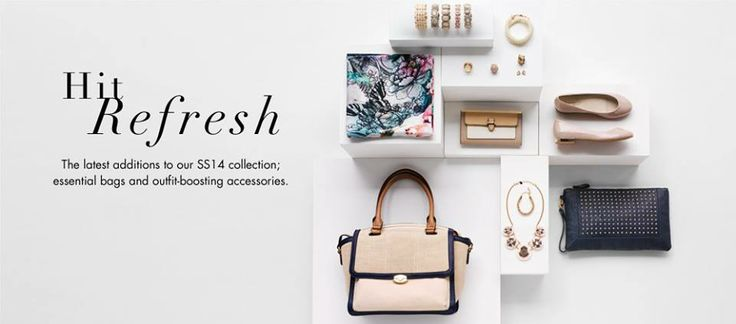 Hit refresh for SS14: view the latest additions to Accessorize new season collection at Kuningan City UG