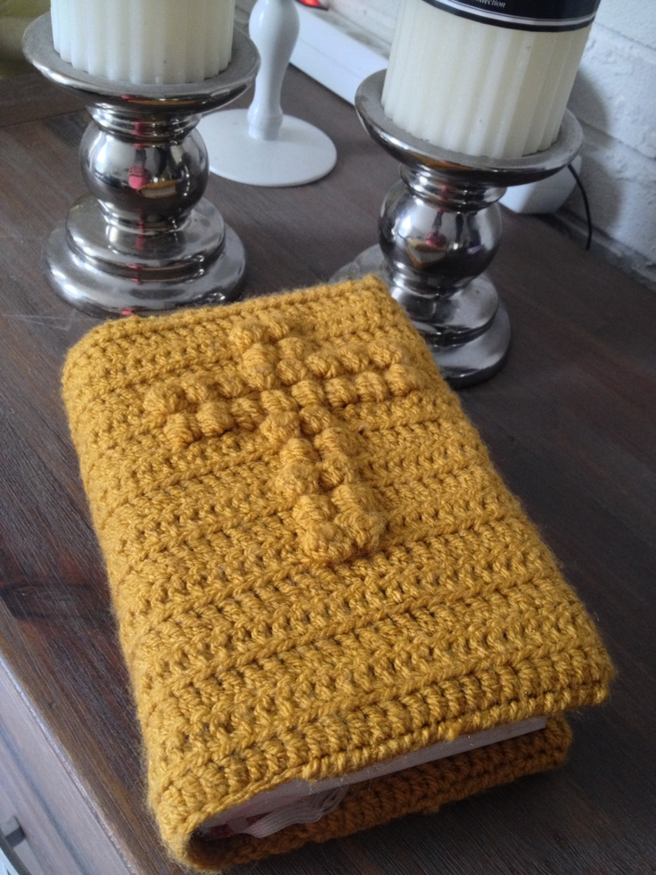 Crochet Bible Book Cover ~ Best images about crochet holy things on pinterest