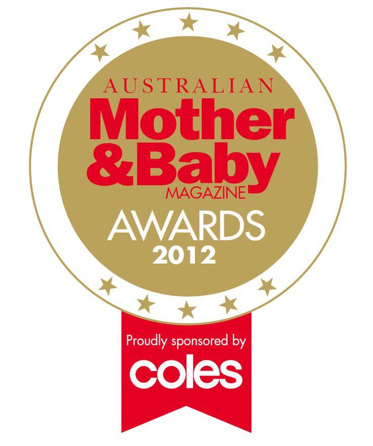 Australian Mother and Baby Magazine Award