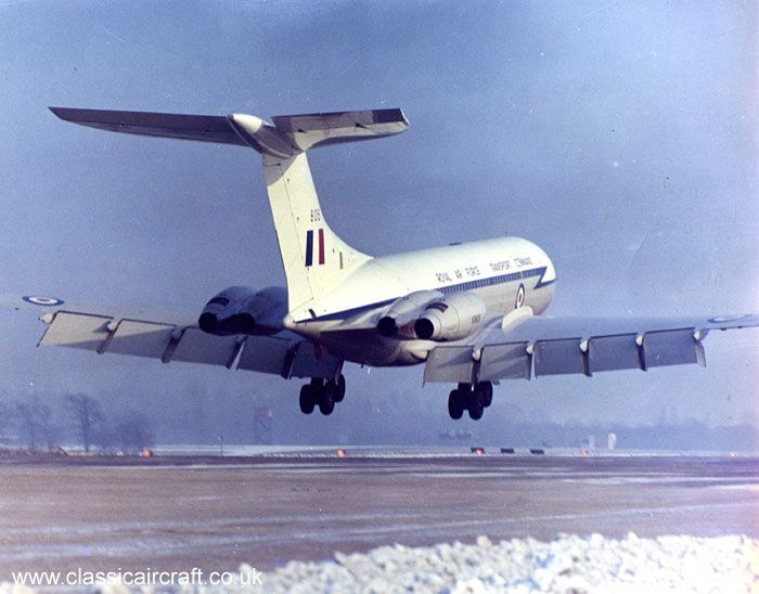 vickers vc10 - Google Search