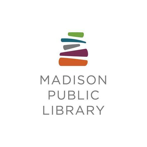 Madison Public Library  GOTHAM LOGOS