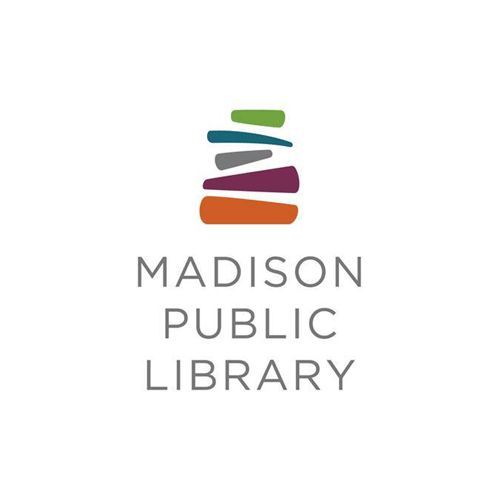 Madison Public Library  GOTHAM LOGOS //// the typeface used is what I like the most