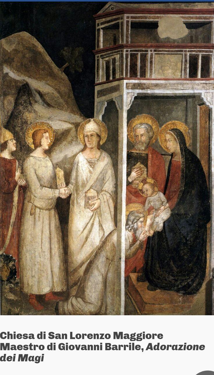 Storie della Vergine.  1333-1334