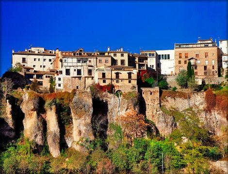 Cuenca: aventura familiar