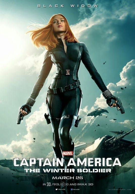 """""""Capitão América: O Soldado Invernal"""" ~ SuperVault"""