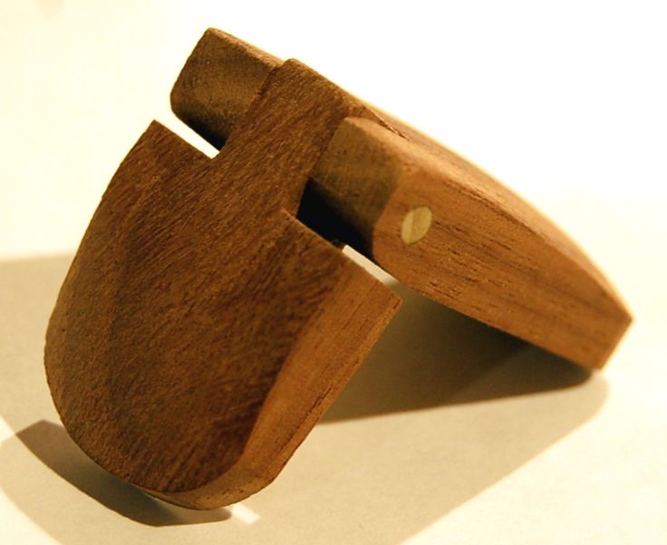 Wooden hinges for boxes — Sandal Woods