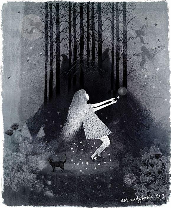 Art & Ghosts