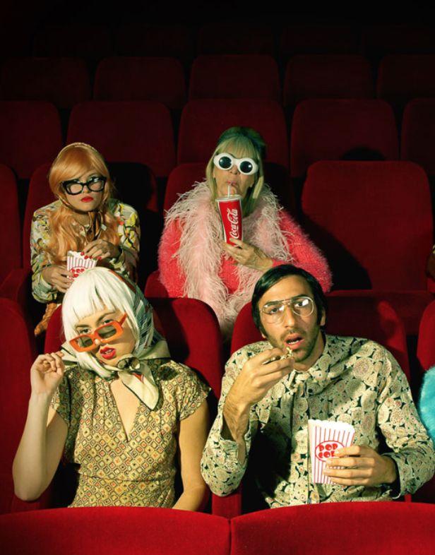 Te llevó a ver una película de disney, de terror, romántica, animada, de comedia, mexicana, de acción, infantil, de culto, infantil o de ciencia ficción, descubre cuál es su intención.