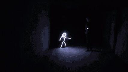 Stick Figure Toddler