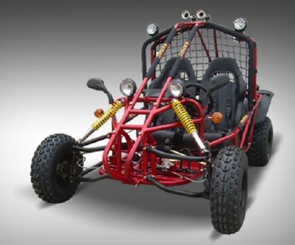 Jet Moto Go Kart - Buggy - Larger 200cc Engine -