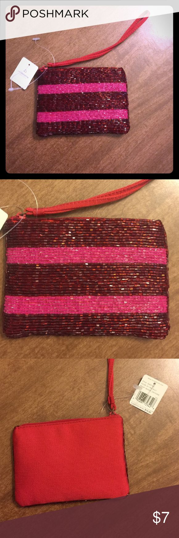 Liz Claiborne wristlet Brand new with tags Liz Claiborne Bags Clutches & Wristlets