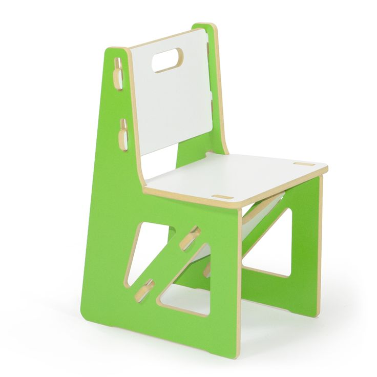 Find affordable, colorful, bright, modern kid seating at sprout! This little chair is perfect for kids age 3-8, and goes so well in the bedroom or playroom.