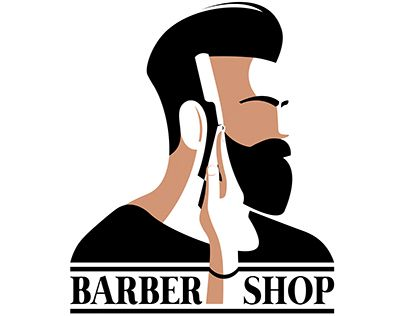 "Check out new work on my @Behance portfolio: ""Barber Shop Logo"" http://be.net/gallery/53237081/Barber-Shop-Logo"