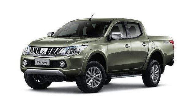 2015 Mitsubishi Triton revealed - http://tynanmotors.com.au/2015-mitsubishi-triton-revealed/