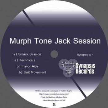 Murph Tone Jack Session I Specifically made for those afterhour, loft/warehouse party moments where the new music is exposed. Banging raw cuts that are sure to rock the spot with tight drums and crazy synth work.  Available to buy from www.catapult.co.uk