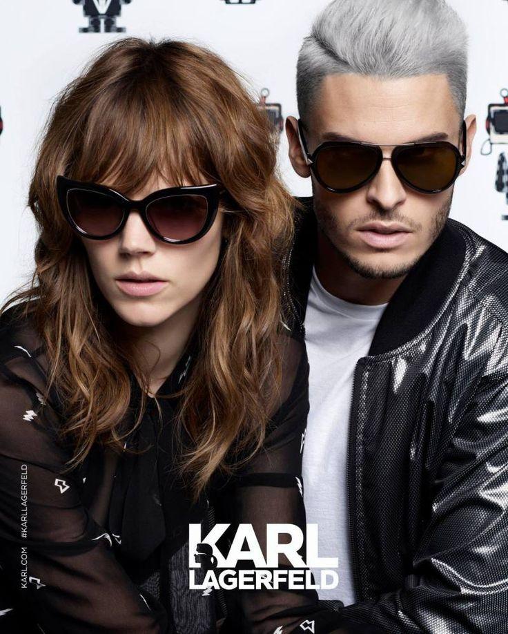 Karl Lagerfeld Eyewear - Spring/Summer 2016
