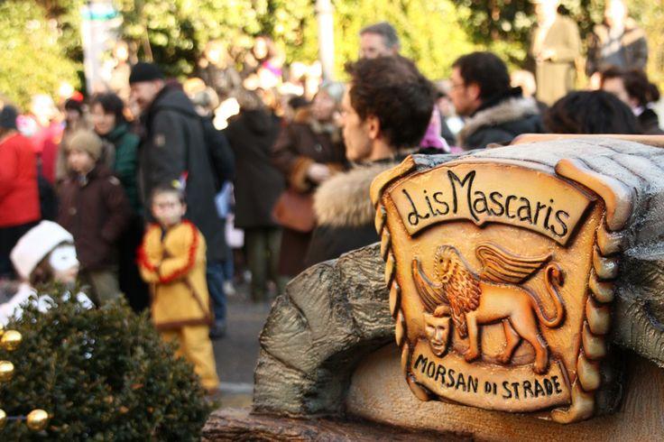 Morsano, lis mascaris (le maschere)