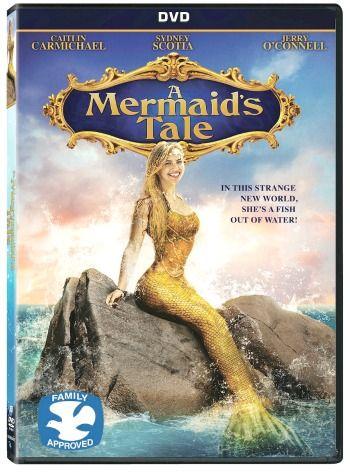 Family Movie Night: A Mermaid's Tale - The Classy Chics