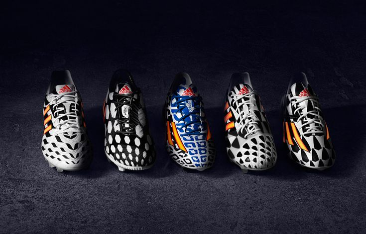 adidas debuts battle pack collection ahead of 2014 FIFA world cup