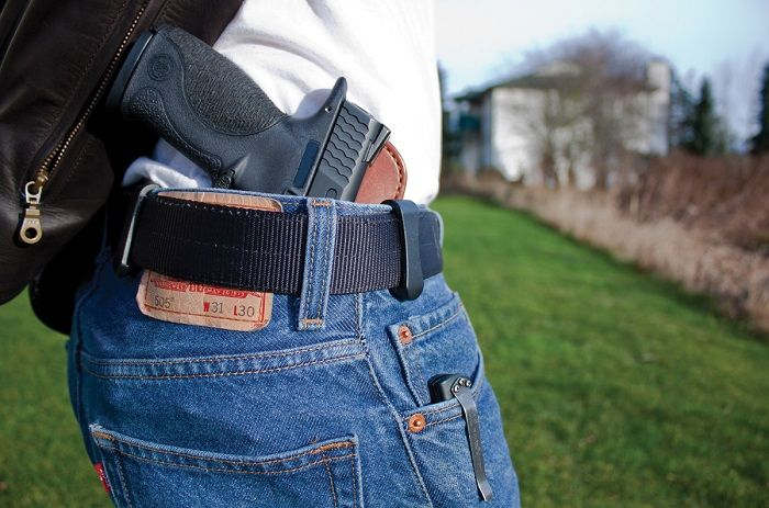 The 5 Absolute Best Concealed Carry Guns  - http://www.offthegridnews.com/2014/08/11/the-5-absolute-best-concealed-carry-guns/
