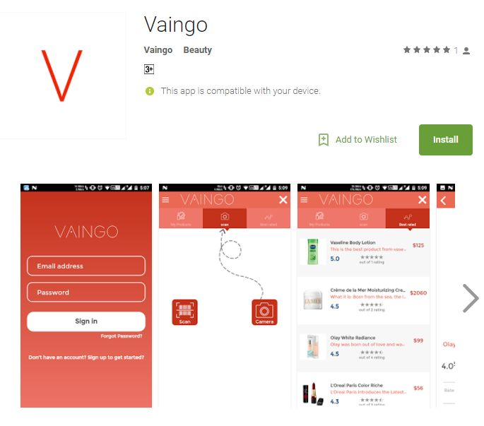 Amazing beauty product review app Vaingo, built by our creative Android app developer.  If you are looking for the best android application development company, contact @Baymediasoft #mobile #mobileapp #mobileappdevelopment #appdevelopment #hireourdeveloper #appdeveloper #mobileappdeveloper #androidappdeveloper #android #androidapp #business #offer #summeroffer #services #company #appdevelopmentcompany #contact #contactus #hireus #fashionapp #businessapp #outstanding #experts #bestdeveloper…