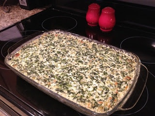 New link! Cheddar's Santa Fe Spinach Dip Copy Cat Recipe | Brass and Whatnots