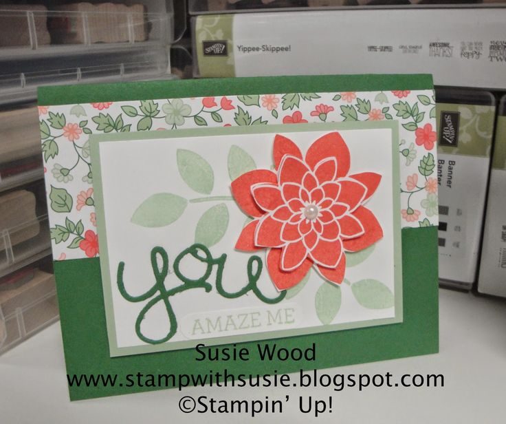 Stamp with Susie: Here is another New Occasions Sneak Peek!