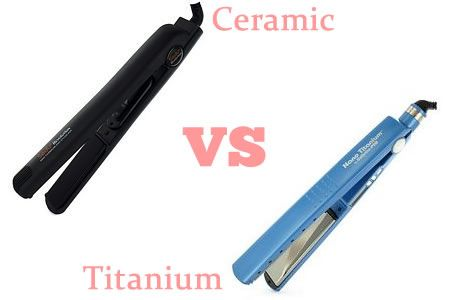 Best Ceramic And Titanium Flat Iron Reviews 2016