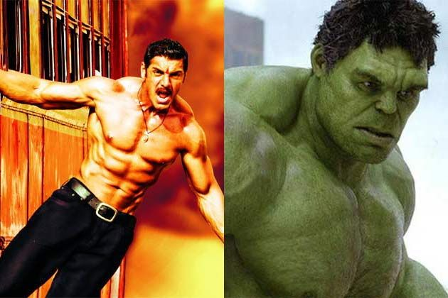 Bollywood actors that looks similar to Hollywood actors  Whatsapp Messages