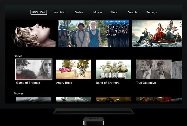 HBO NOW standalone streaming service debuts on Apple TV with 30-day free trial