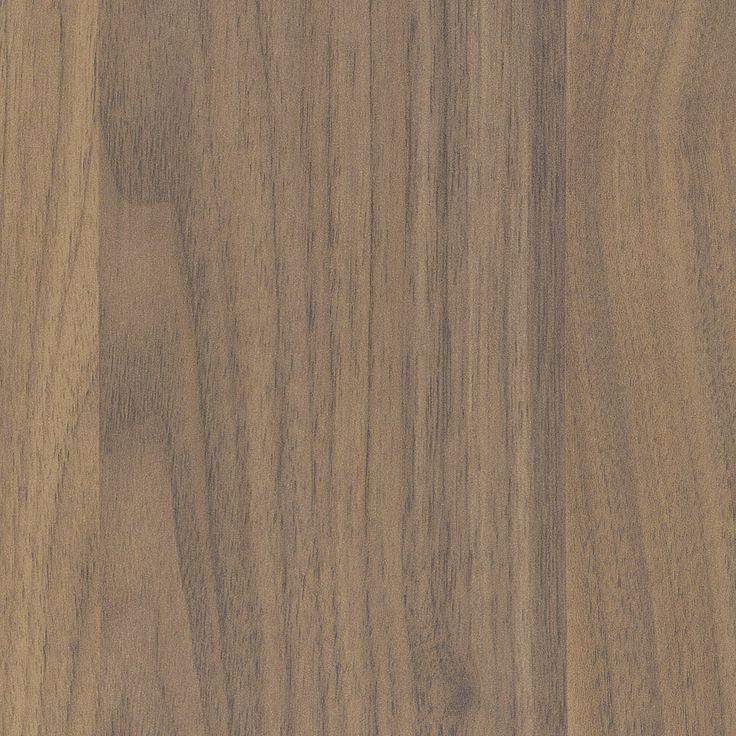 NOTAIO WALNUT RAVINE - a rich caramel toned walnut woodgrain pattern with grey-brown defined grain highlights throughout