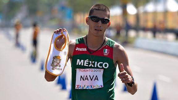 Horacio Nava marchará 50 km en Juegos Olímpicos 2016 | El Puntero