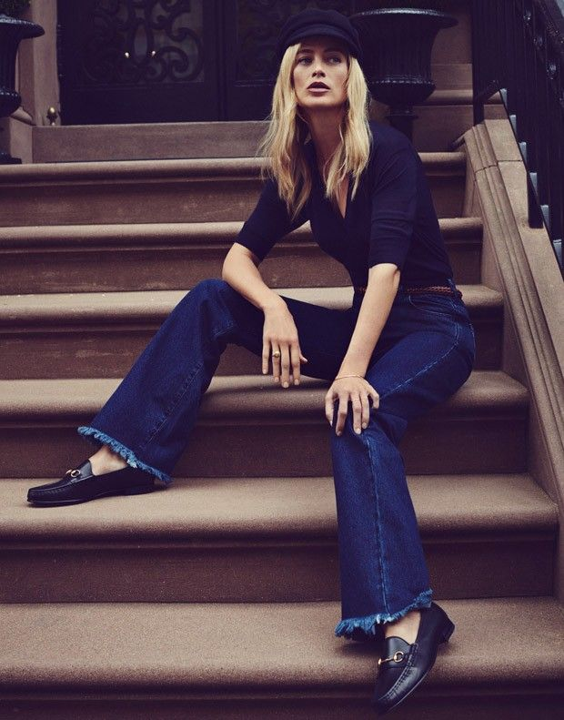 Carolyn Murphy for The Edit by Emma Tempest