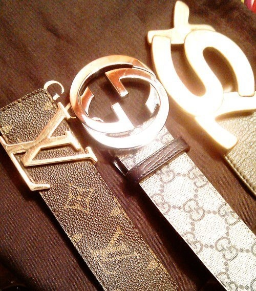 Name Brand Belts Mcm Mens Clothing For Sale