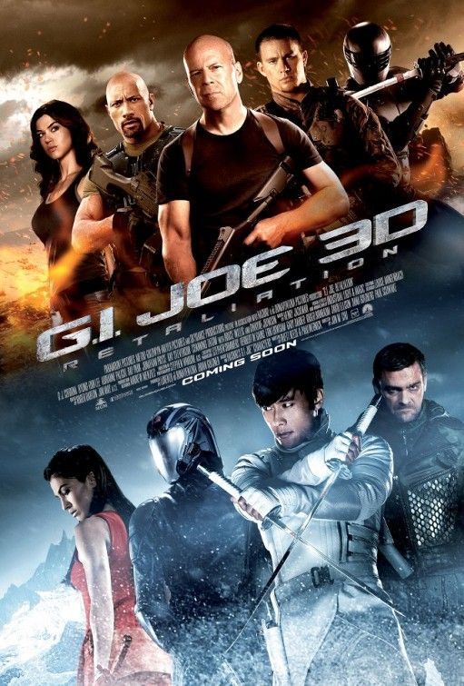 (2011) G I Joe 2 Retaliation 2012 Dvdrip Done