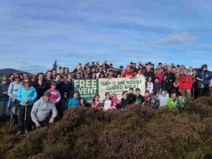 National Trails Day in The Ring of Gullion