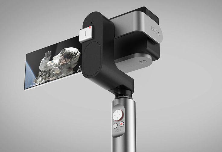 Zero-Gravity Space Cameras : Leica Space