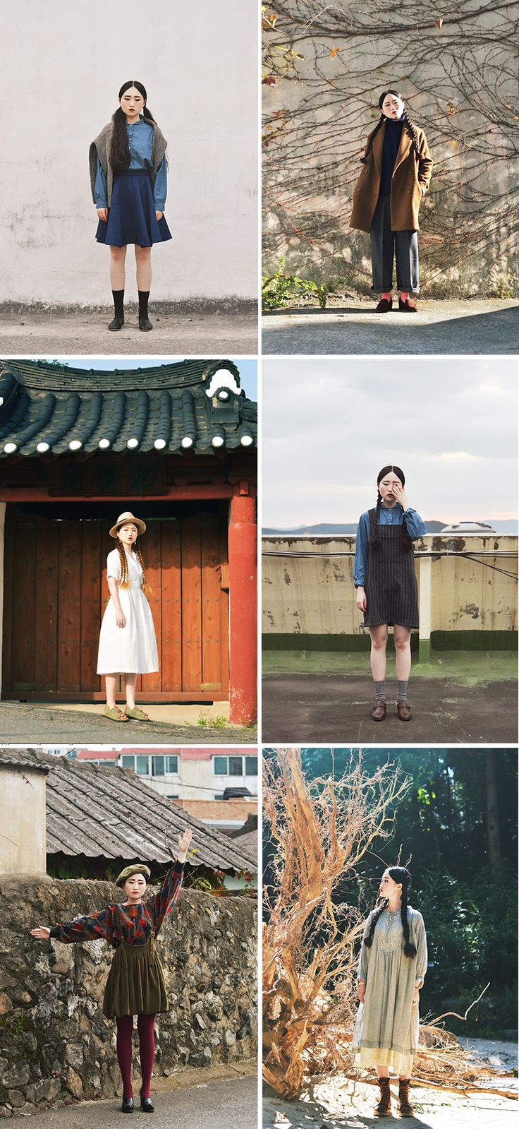I can't say for sure if this girl's name is Autumn Kim or it's just a nickname. She is from Korea, which means her blog is in Korean, which means it's hard for me to navigate. But after eying her on Lookbook, there was no turning back. These are just some of the beautiful pictures …