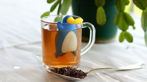 Happy Platypus Tea Infuser. Unique Gifts for Women. #home #kitchen #tea