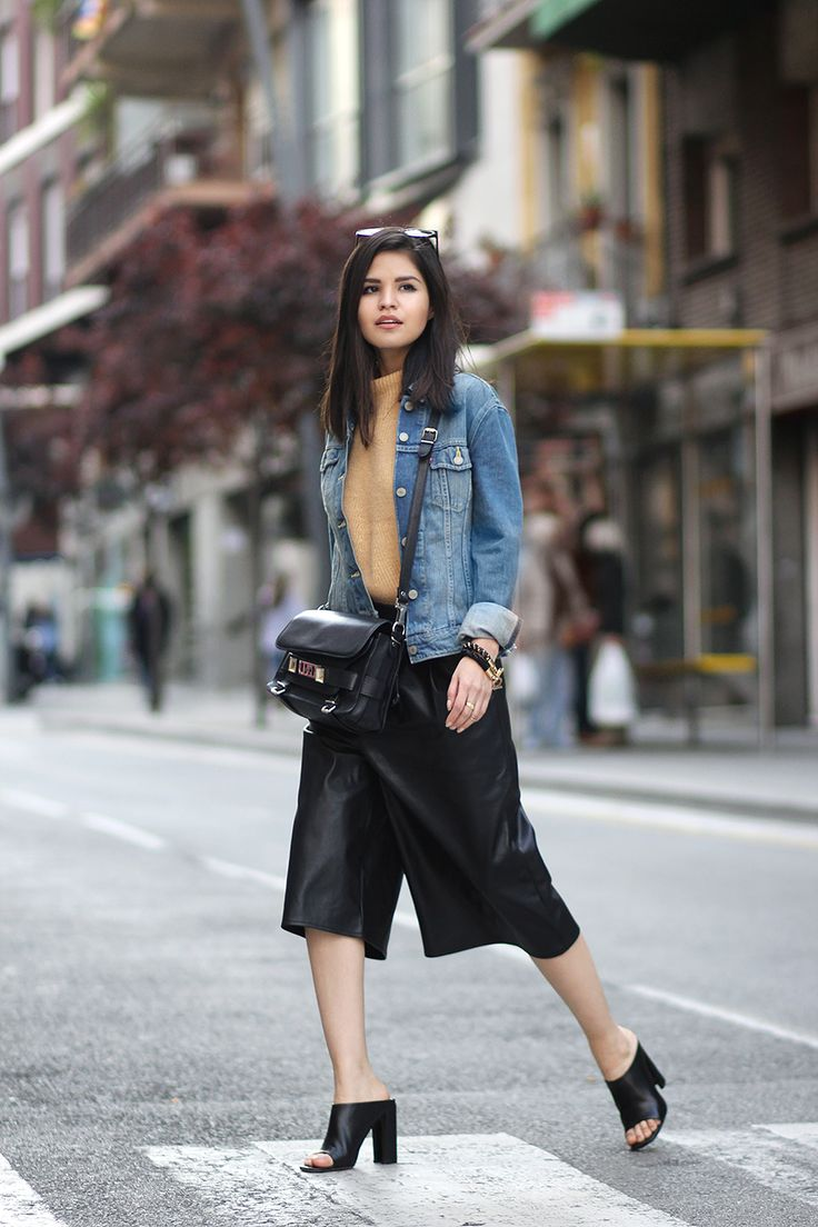 43 best culottes images on pinterest | black, blouse and books