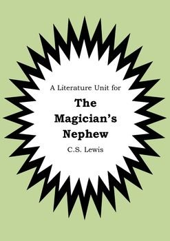 the concept of free will in the book the magicians nephew by cs lewis Cs lewis is an author of children's literature  in the magicians nephew chapter 2, what does it mean to be  given to showing the white feather.