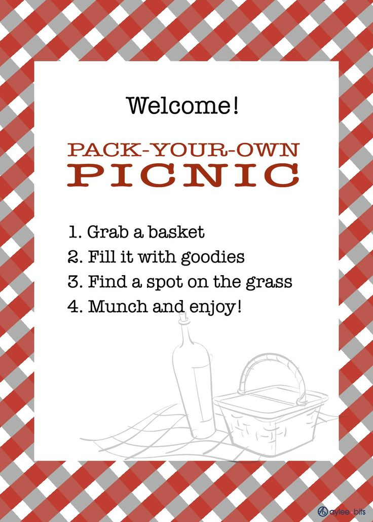 18 Best Picnic Invites Images On Pinterest | Picnic Invitations