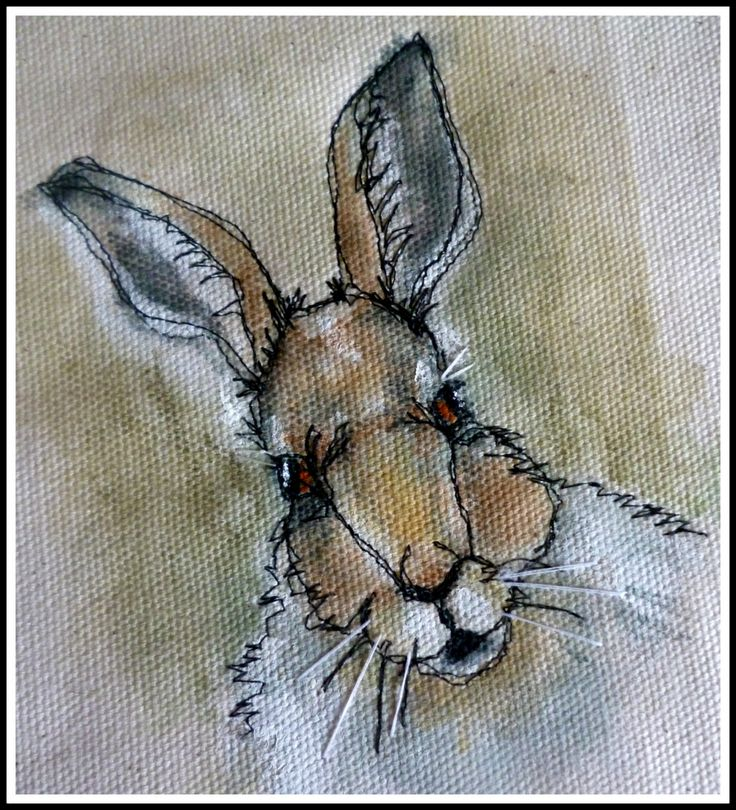 A Loopy hare