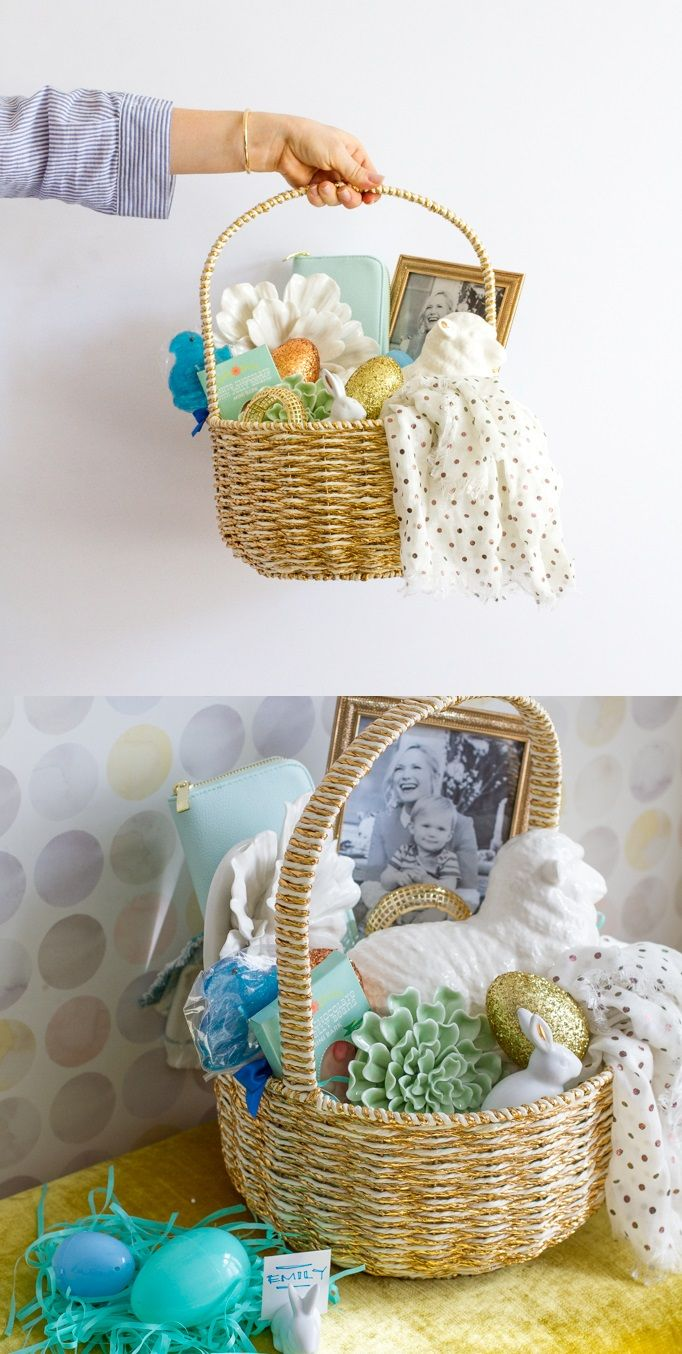 149 best gifts for her images on pinterest perfect christmas emhenderson shows you how to treat yo self to an easter basket get creative negle Gallery