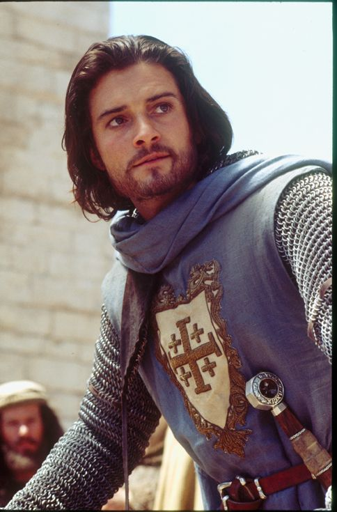 Orlando Bloom As Balian Of Ibelin Kingdom Of Heaven 2005