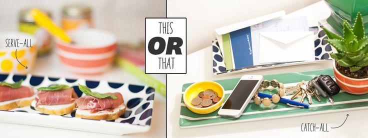 Versatile Dinnerware | Any Occasion Dinnerware | Coton Colors