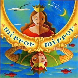 Mirror Mirror: A Book of Reversible Verse by Marilyn Singer and Josee Massee
