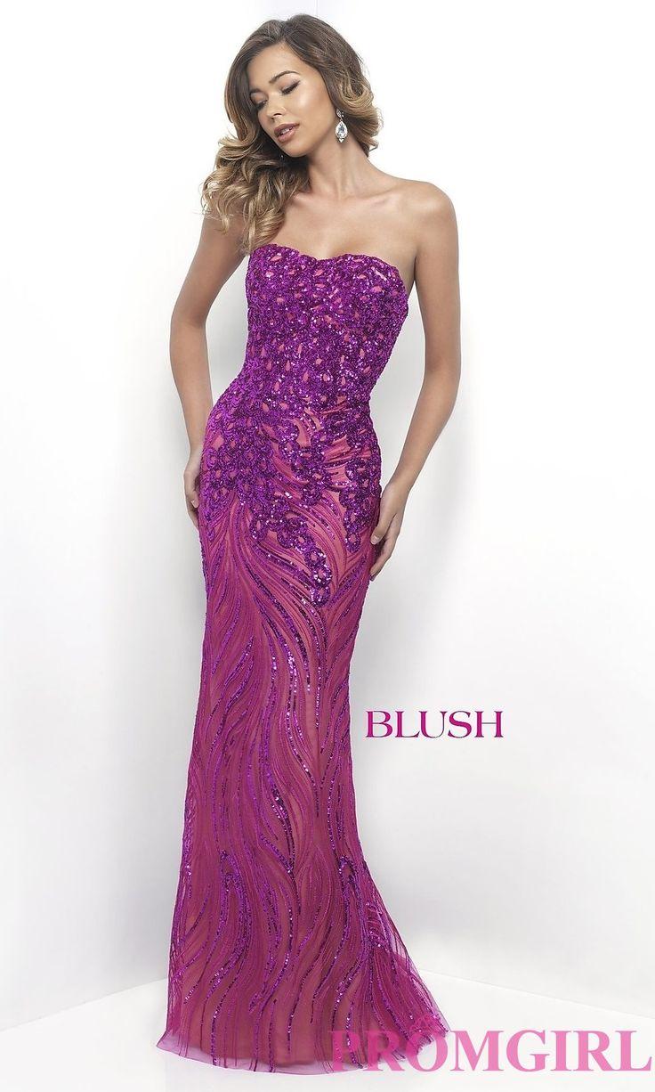 Mejores 34 imágenes de Prom/Formral * SpecialUnique Dresses en ...
