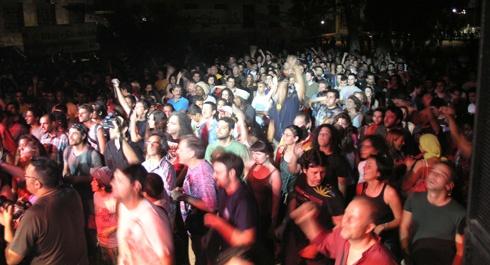 Αντιρατσιστικό Φεστιβάλ: Αλληλεγγύη χωρίς (μουσικά) σύνορα